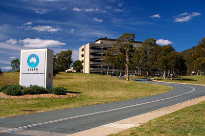CSIRO's corporate headquarters in Campbell, ACT