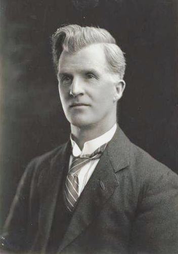 James Scullin, prime minister between 1929 and 1932